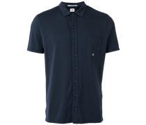 Hemd mit kurzen Ärmeln - men - Baumwolle - XXL