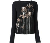 Intarsien-Pullover - women