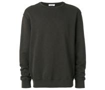 raw stitched sweatshirt