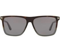 Eckige FT0832 Sonnenbrille