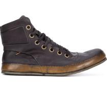 High-Top-Sneakers im Used-Look - men