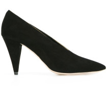 'Frontino' Pumps - women - Leder/Wildleder - 36