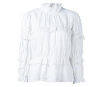 - Bluse mit langen Ärmeln - women