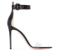 'Portofino 105' Sandalen aus PVC und Leder