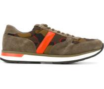 Sneakers mit Camouflage-Print - men