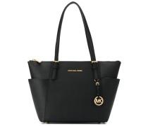 Trapzeförmige Handtasche