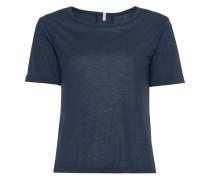 Cashmere Side Slit T-Shirt