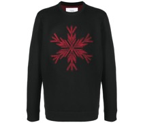 'Snowflake' Pullover
