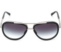 Strukturierte Pilotenbrille