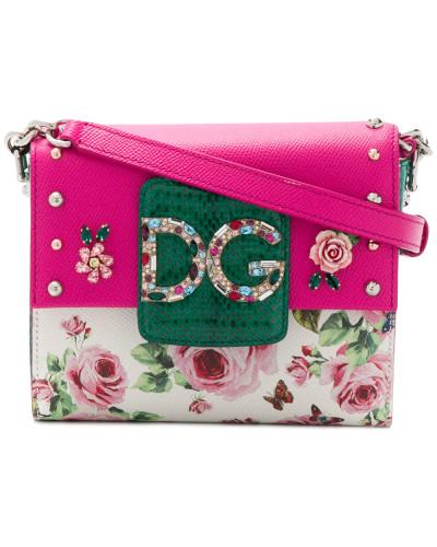 Dolce & Gabbana Damen 'DG Millennials' Schultertasche Limited Edition Günstig Online Spielraum Extrem Billige Veröffentlichungstermine YX6shhD9