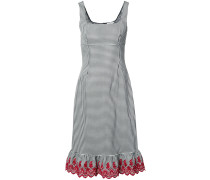 - Kleid mit Vichy-Karomuster - women