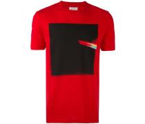 T-Shirt mit Print - men - Baumwolle - 46
