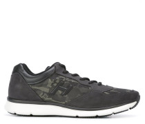 - Sneakers mit Camouflage-Muster - men