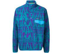 - Sweatshirt mit Ethno-Print - men - Polyester - M