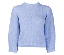 'Cozette' Cropped-Pullover