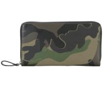 Garavani Portemonnaie mit Camouflage-Print