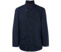 Jacke mit Stehkragen - men - Baumwolle/Polyamid
