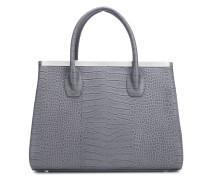 Handtasche mit Krokodileffekt - women