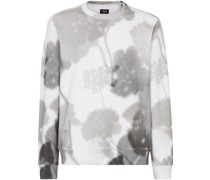 Sweatshirt mit Aquarell-Optik