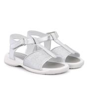 Sandalen im Metallic-Look - kids