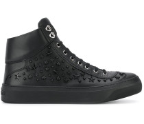 'Argyile' high top sneakers - men