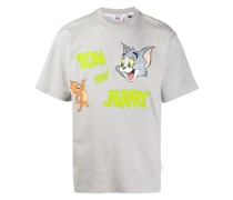 "T-Shirt mit ""Tom & Jerry""-Print"