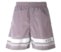logo print swim shorts - men - Polyamid - XL