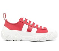 RED(V) Sneakers aus Canvas