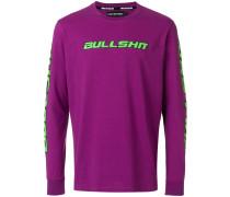 front print sweatshirt