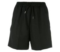 Shorts mit Kordelzug - women