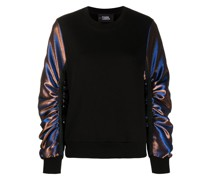 Sweatshirt aus Lurex