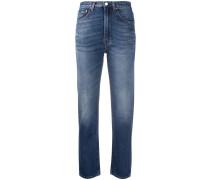 'Studio' Jeans mit hohem Bund