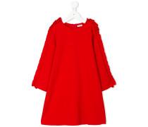 Kleid mit Rüschenärmeln