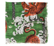 """Schal mit """"Bengal""""-Print"""