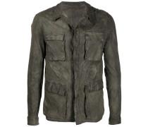 Schmale Military-Jacke