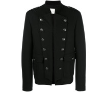 Klassische Military-Jacke