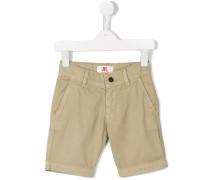 Chino-Shorts mit Pattentaschen