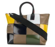 Handtasche im PatchworkDesign