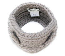 Kat hand knitted headband