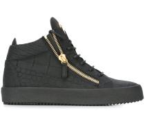 - 'Kriss' High-Top-Sneakers - men - Leder/rubber