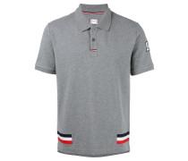 Poloshirt mit drei Streifen