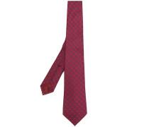 Interlocking GG tie