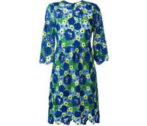 Kleid mit Print - women - Baumwolle/Polyamid
