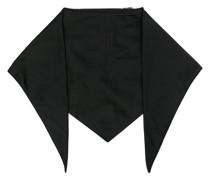 Halstuch mit Reißverschlusstasche