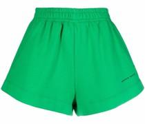 Sport-Shorts mit Logo-Print