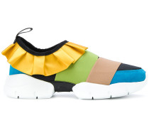 Sneakers mit Colour-Block-Sneakers