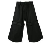wide-leg shorts - men - Baumwolle - S