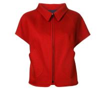 - shortsleeved jacket - women - Baumwolle - 32