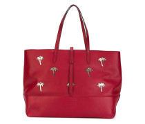 - 'Granda Palms' Shopper - women - Leder