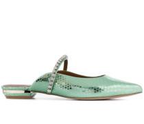 'Princely' Slip-On-Mules